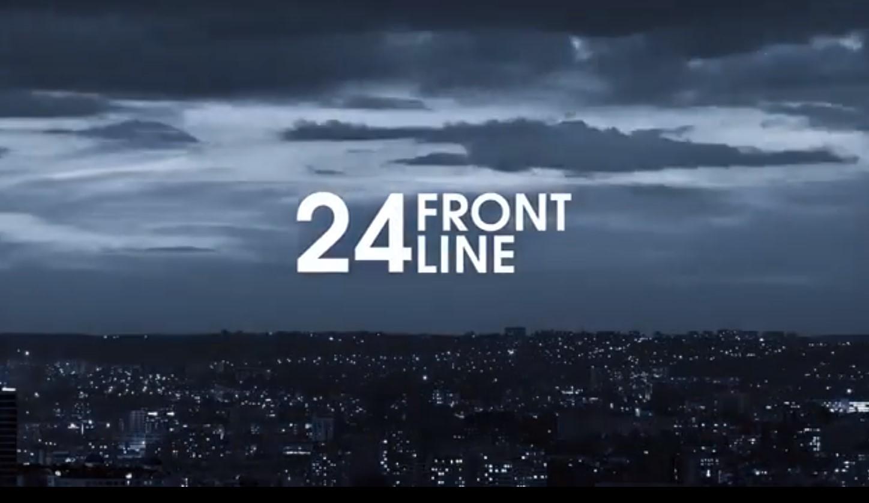 """O ediție a emisiunii """"24 Frontline"""" de la Moldova 1, în vizorul telespectatorilor pentru clasificarea eronată a programului"""